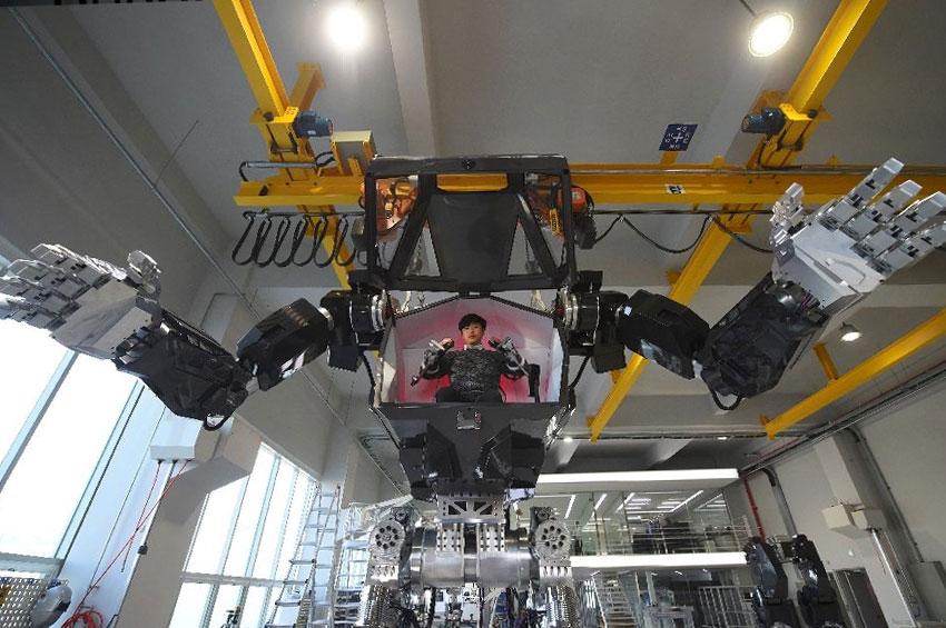 Механические роботы (франшиза)  Википедия