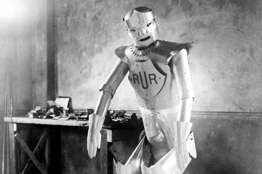 История развития робототехники реферат 648